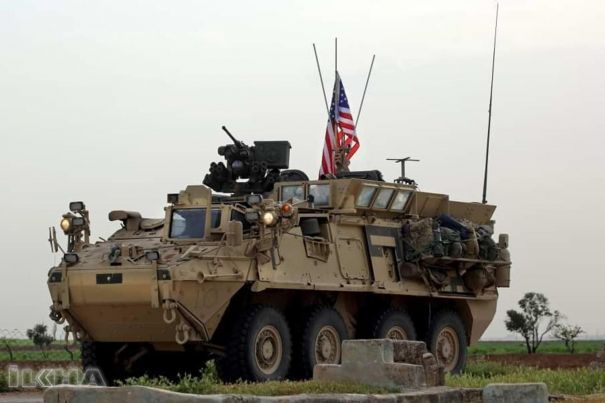 We are not going to leave Syria: US