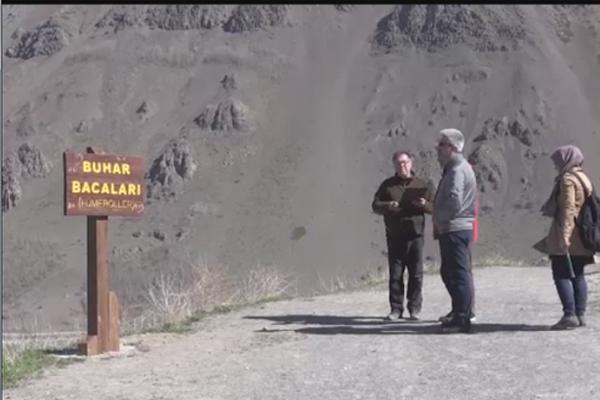Bitlis turizmi Jeopark projesi ile canlanacak