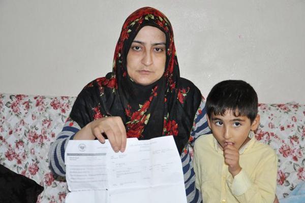Evde bakım maaşını alamayan aile yetkililere seslendi