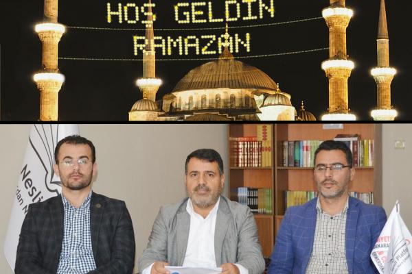 Kur'an Nesli Platformundan 'Ramazan Ayı' tavsiyeleri