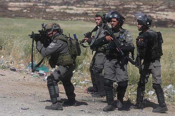 Siyonist işgalci Gazze'de tahrip uçlu mermi kullanıyor