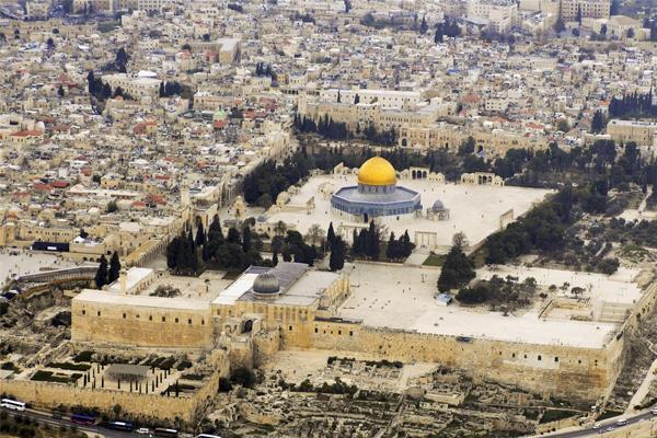 Adım adım Şanlı Kudüs Şehri