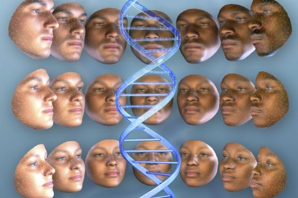 DNA'dan eşkâli tespit eden cihaz!