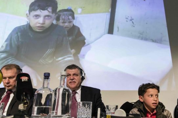 'İdlib'de klor gazı kullanıldı'