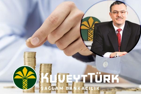 Kuveyt Türk'ten 3 ayda 203 milyon lira kâr