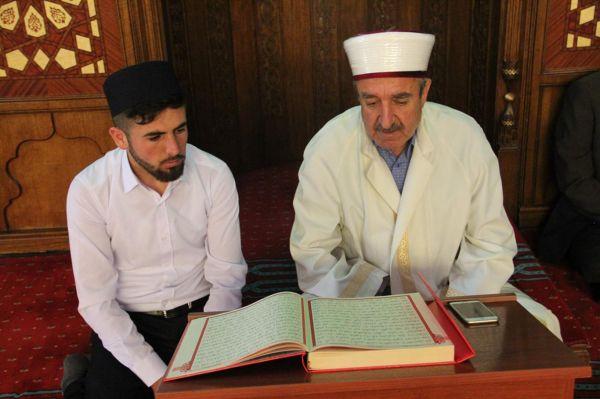 'Kur'an-ı Kerim'i mukabele ile insanın merkezine almamız lazım'