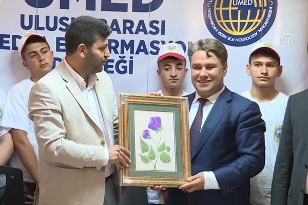 Bismilli başarılı öğrenciler Ankara`da