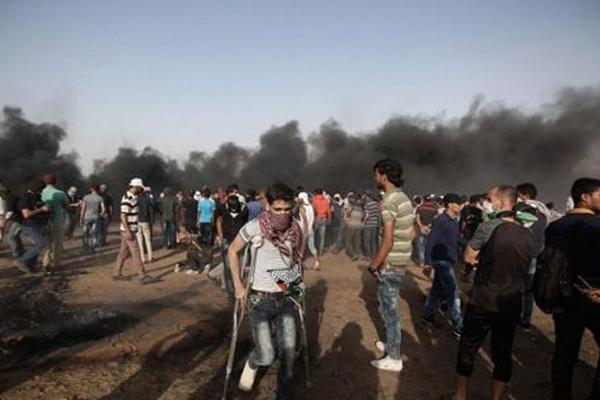 Büyük Dönüş Yürüyüşünün bilançosu: 112 şehit 13 bin yaralı