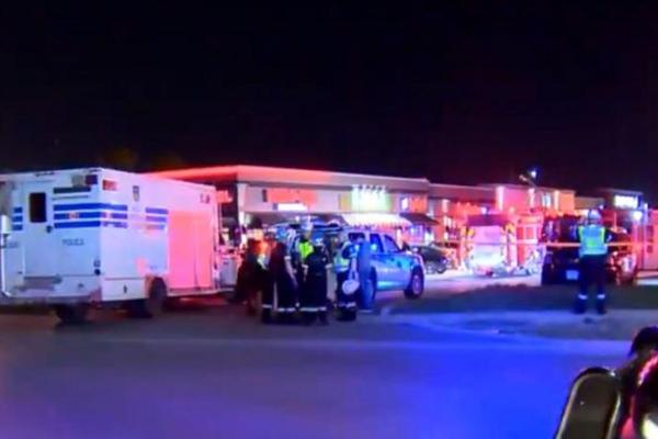 Kanada`da restorana saldırı: 15 yaralı