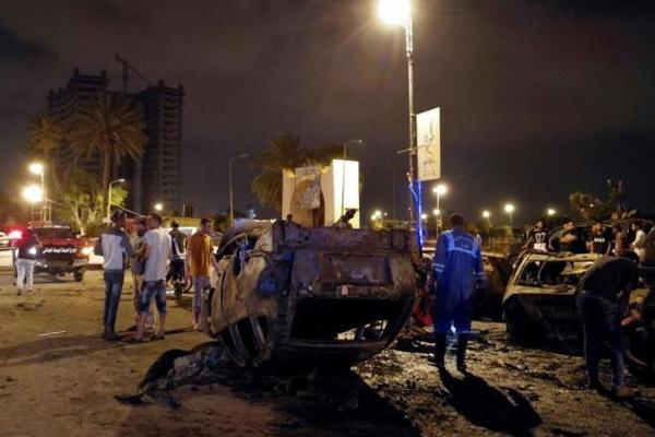 Libya`da bombalı araç saldırısı: 8 ölü 12 yaralı