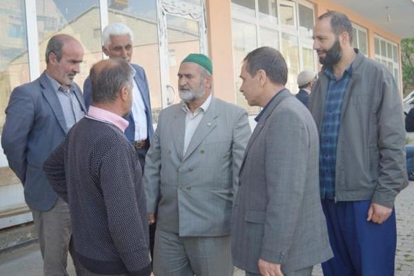 Bitlislilerden HÜDA PAR adaylarına teveccüh
