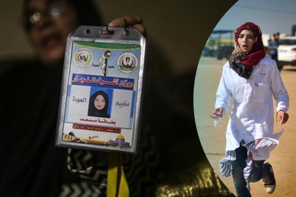 Gazze'nin boğazındaki düğüm, Rezzan hemşire