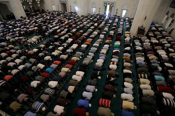 Ramazan ayının son cuma namazı