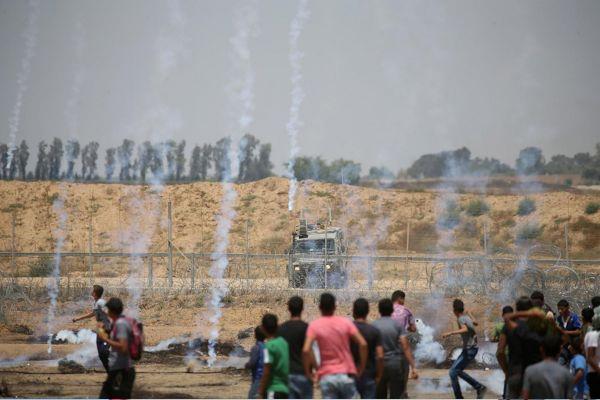 Milyonluk Kudüs gösterilerinde 4 şehit 600`den fazla yaralı