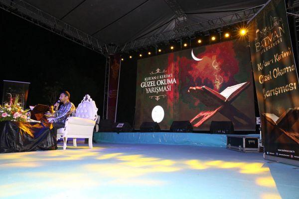 'Kur'an-ı Kerim'i Güzel Okuma Yarışması' finali yapıldı