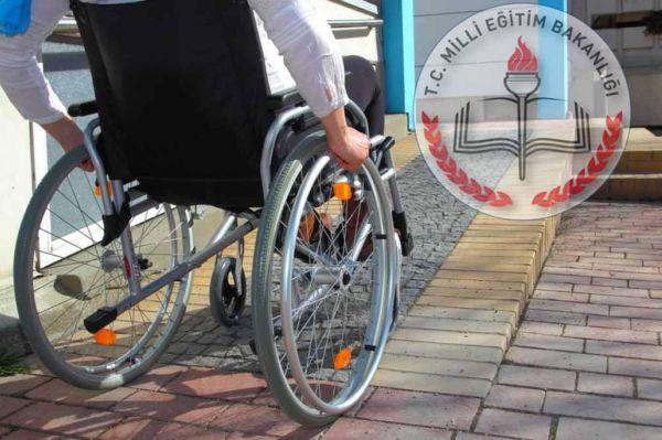 500 engelli öğretmen alımı için başvurular başladı