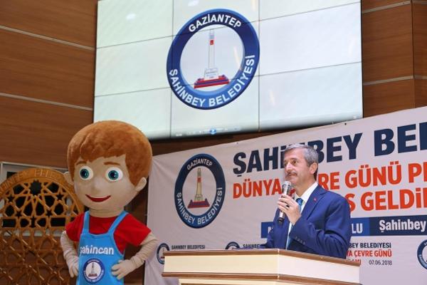 Şahinbey Belediyesi'nden örnek etkinlik