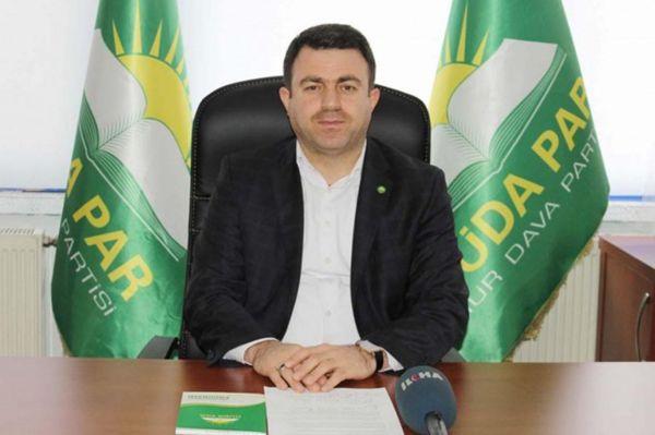HÜDA PAR Genel Başkanı Yavuz'dan bayram mesajı
