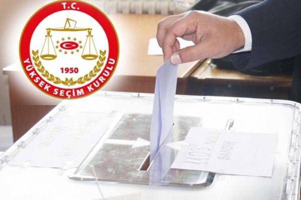 Siyasi partilerin TRT'de yapacakları konuşmaların sırası belirlendi