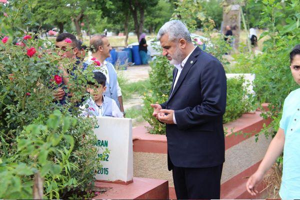 PKK`lilerin katlettiği Yasin Börü ve arkadaşları unutulmadı