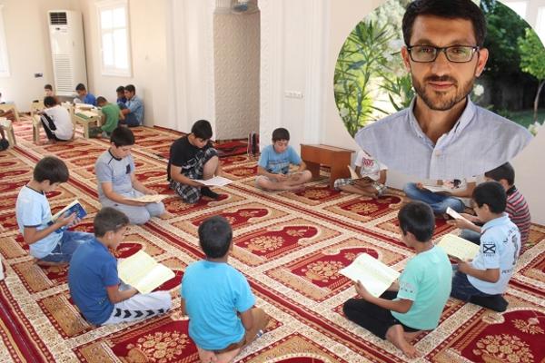 Yaz tatilleri çocukların manevi eğitimi için fırsattır
