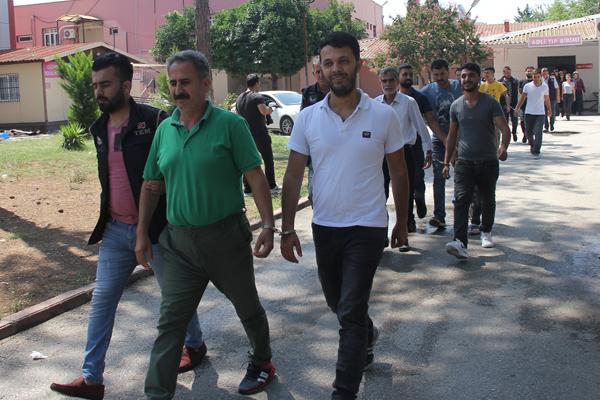 Adana`daki PKK/KCK operasyonu