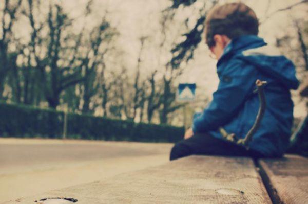 'Çocukları hiçbir zaman yalnız bırakmamak gerekiyor'