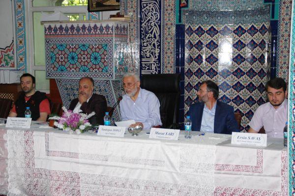 Ağrı'da 'Ezanı Güzel Okuma Yarışması' bölge finali gerçekleştirildi