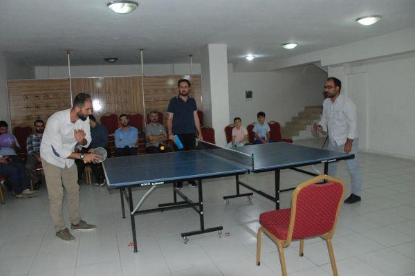 STK'lar arası 'kardeşlik' turnuvası