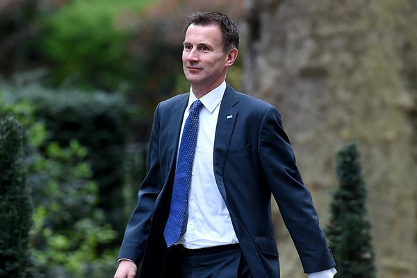 İngiltere'de yeni Dışişleri Bakanı atandı
