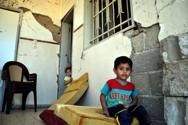 İşgalciler Gazze'yi boğmaya çalışıyor