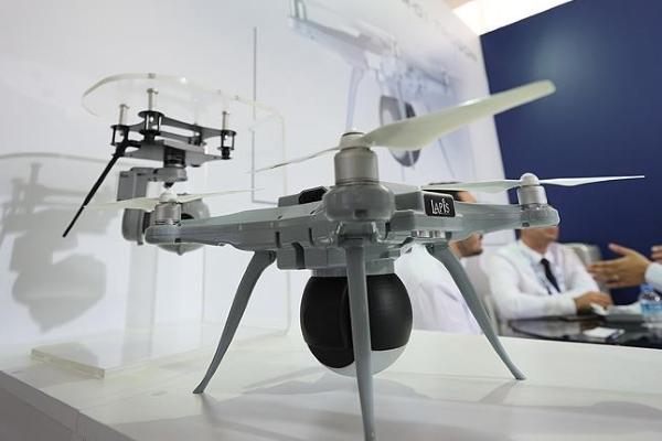 Yerli drone 'aklını' kullanacak