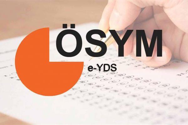 e-YDS İngilizce başvuruları başladı