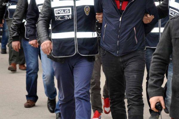 Gaziantep merkezli FETÖ operasyonu: 20 tutuklama