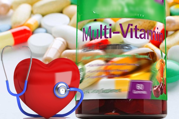 Multi-vitaminlerin kalbe hiçbir faydası yokmuş!