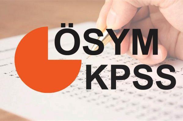 KPSS lisans düzeyi sınav yerleri belli oldu