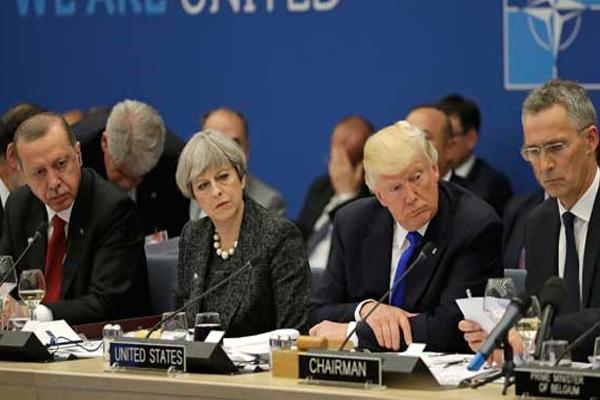 NATO Zirvesi'nde kriz! Toplantı yarıda kesildi