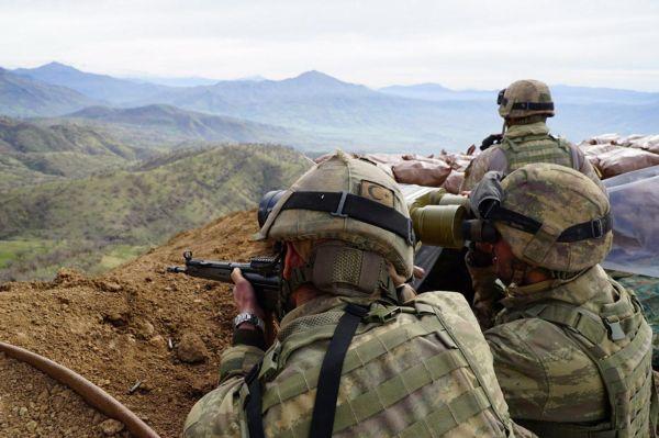 Şırnak'ta PKK'nin sözde sorumlularından biri sağ yakalandı