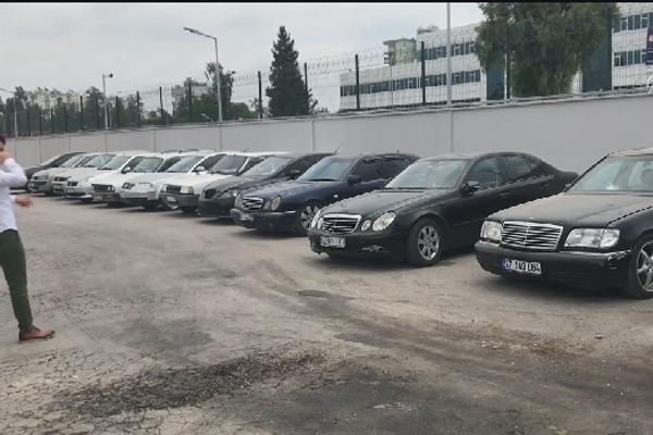 Adana`da otomobil hırsızlığı operasyonu