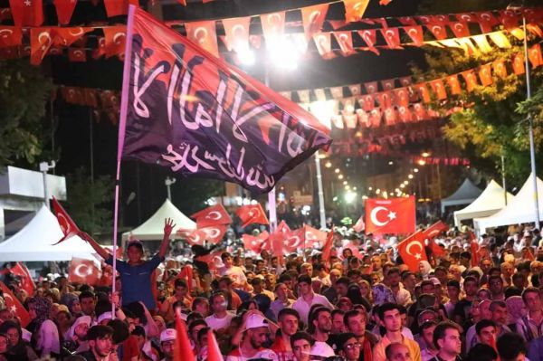`FETÖ`nün amacı Türkiye`yi Suriyelileştirmekti`