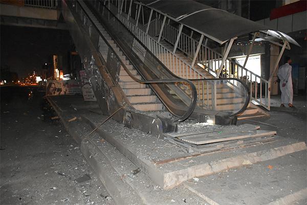 Kerkük`te 4 ses bombası patladı: 10 yaralı