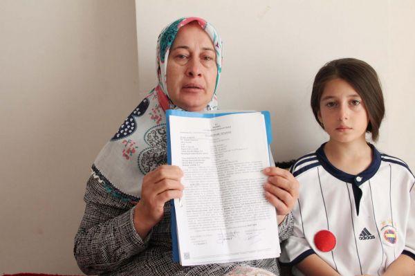 3 yetim annesi eski işini geri istiyor