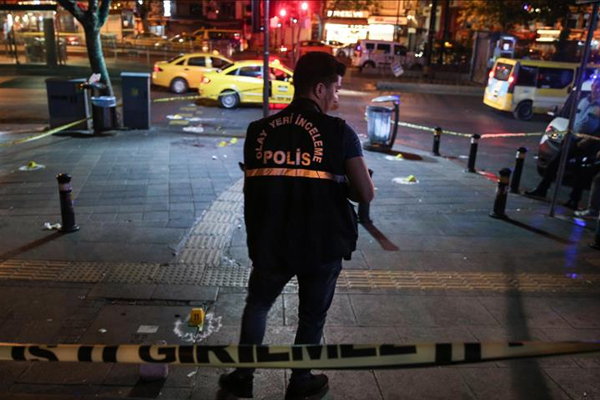 Fatih`te silahlı saldırı: 1 ölü