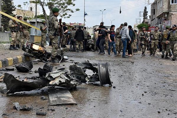 Süveyde'deki saldırıların bilançosu ağır oldu: 221 ölü