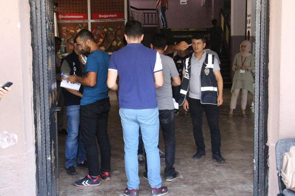 Diyarbakır`da KPSS Öğretmenlik Alan Bilgisi heyecanı