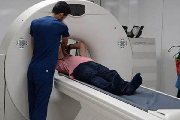 Diyarbakır'da Kürtçe komutlu tomografi cihazı