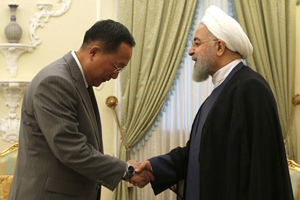 Ruhani'den Kuzey Kore'ye: ABD'ye güvenilmez