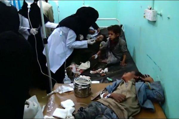 Suudi koalisyonu çocukları taşıyan otobüse saldırdı: 31 ölü 51 yaralı
