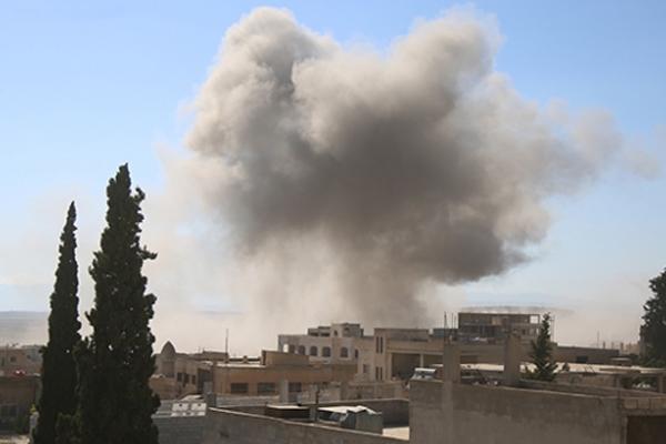 Baas rejimi sivilleri vurdu: 20 sivil hayatını kaybetti