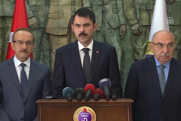 'Karadeniz için stratejik eylem planı'